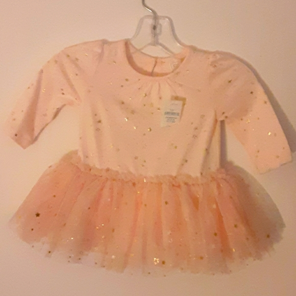 BABY GAP Infant Girl's 2-Piece Tutu Outfit
